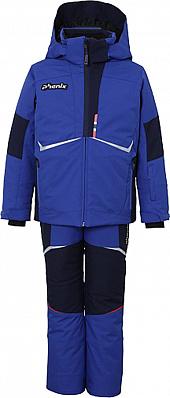 Norway Alpine Team Kids Two-piece (Red Blue1)
